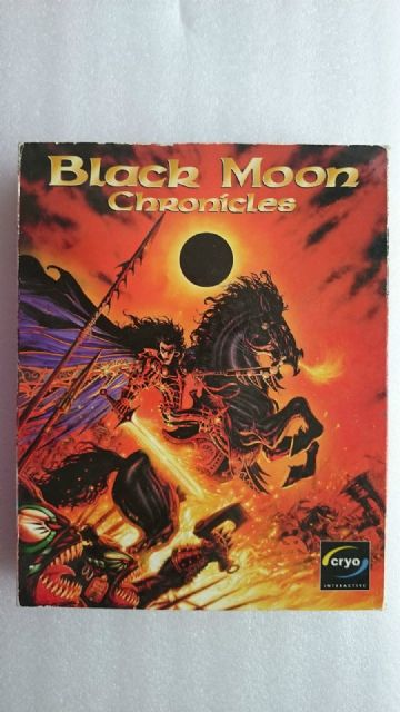 Black Moon Chronicles  PC Big Box Edition